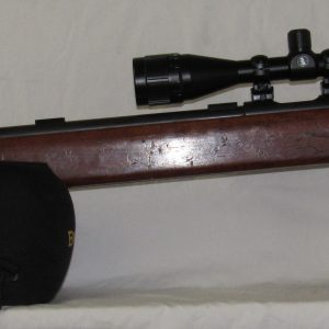 Walter KKM Single Shot Target Rifle