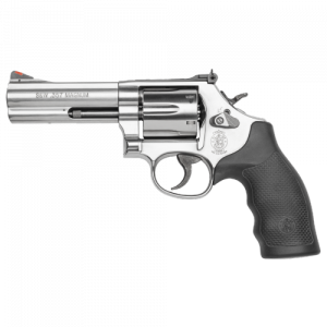 Smith & Wesson 686, 38Spl./357mag. 4.25″ Stainless Barrel, 6 Shot Revolver
