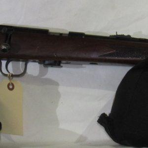 Winchester Model 320 22 S.L.& LR Bolt Action Rifle