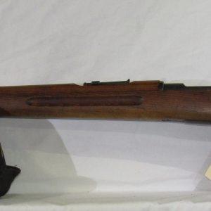 1896 Carl Gustafs Mauser 6.5X55mm Full Wood Manufactured 1903