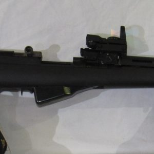 Chinese SKS 7.62x39mm c/w Scope Base and Browning Micro Red Dot (SOLD)
