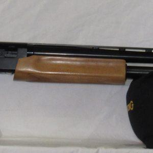 Mossberg 500 12ga. 3″ Pump Action, 28″ Ported Vented Rib Barrel