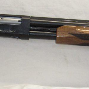 Charles Daly Model 301, 12ga. 3″ Pump Action, 28″ Vented Rib Barrel