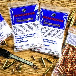 Winchester Rifle & Pistol Brass