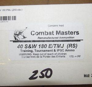 BDX Canada Remanufactured Ammo