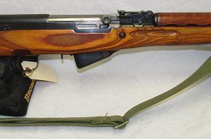 Russian 1950 SKS 7.62x39mm Semi-Auto (USED)