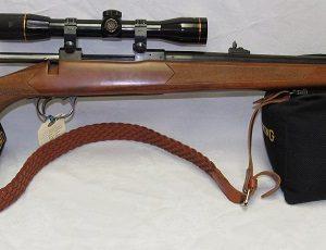 Tikka LSA-55 6mm Rem. Bolt Action, 23″ bbl. Scoped, (USED)