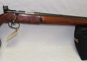 Remington 521-T Bolt Action, 22 S.L. & LR. 24″ Barrel (USED)