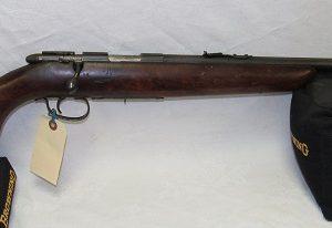 Remington 511 Score Master Bolt Action 22 S.L.LR, 24″ Barrel (USED)