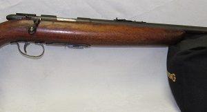 Remington 511 Sccore Master Bolt Action, 22 S.L.LR. 24″ Barrel, (USED)